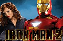 Играть онлайн в автомат Железный Человек 2